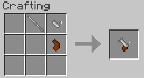 Matchlock Guns mod for minecraft recipes 11