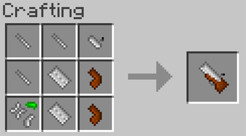 Matchlock Guns mod for minecraft recipes 14
