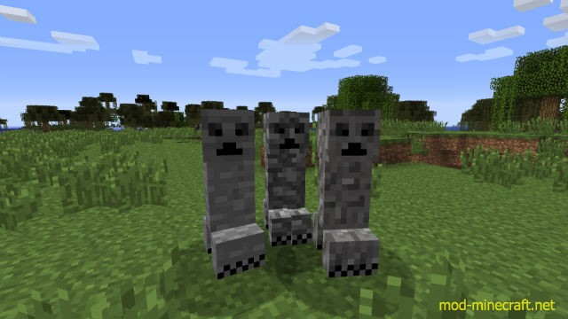 Material Creepers Mod 1 Material Creepers Screenshots