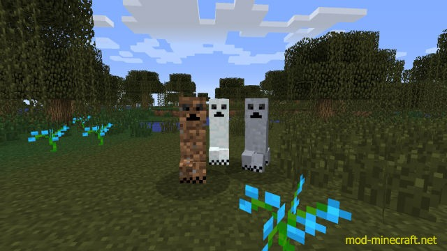Material Creepers Mod 2 Material Creepers Screenshots