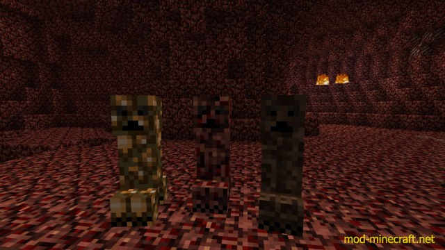 Material Creepers Mod 4 Material Creepers Screenshots