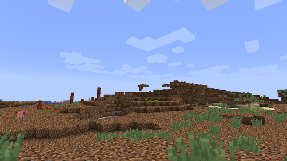 Mine World mod for minecraft screenshots 05