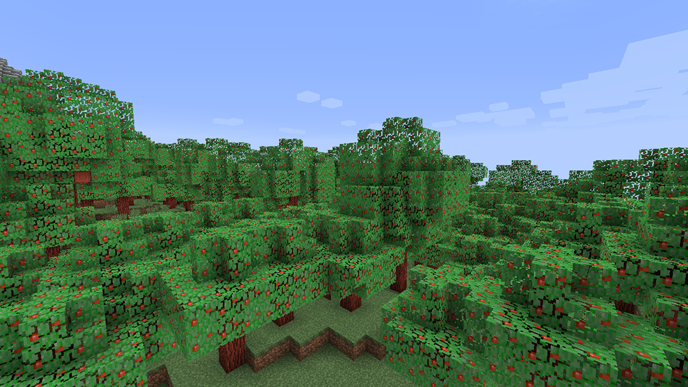 Mine World mod for minecraft screenshots 06