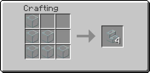 Mo Glass mod for minecraft recipes 03
