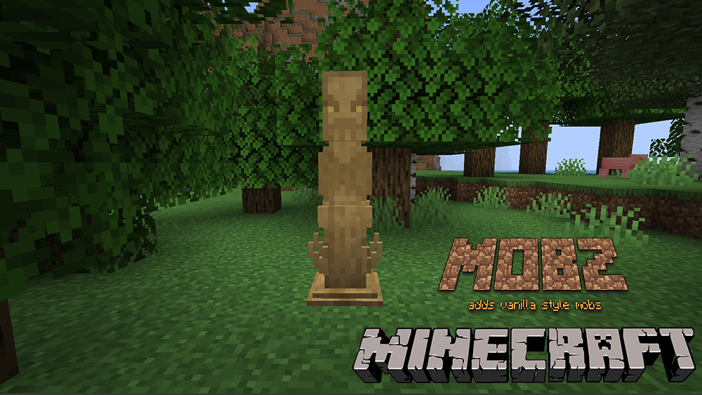 MobZ mod for minecraft