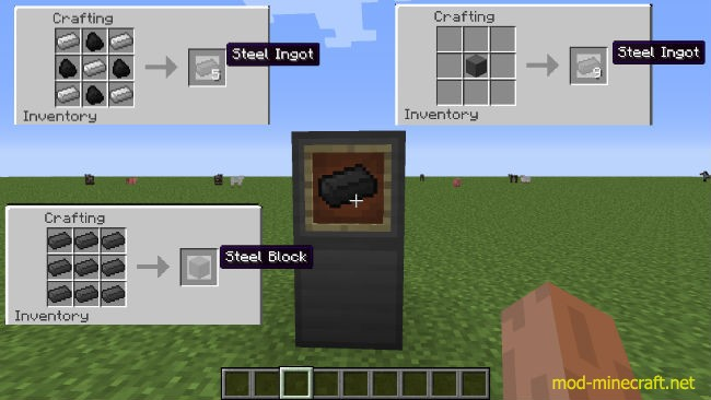 tinkers construct how to make steel