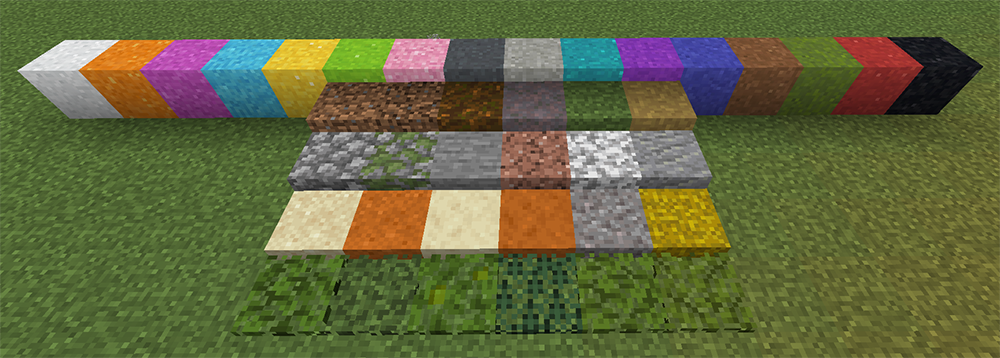 More Layers mod for minecraft screenshots 03