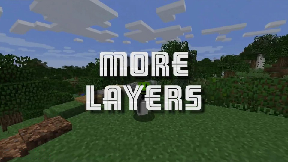 More Layers mod for minecraft