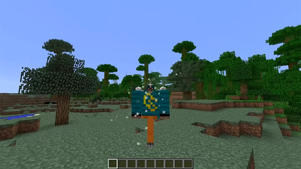 More Player Models mod for minecraft screenshots 01