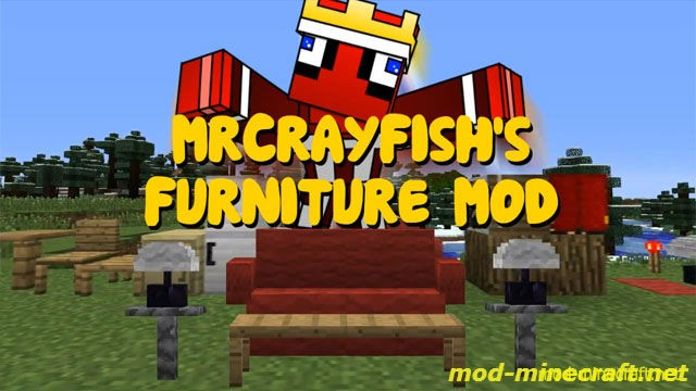 MrCrayfish的家具 (MrCrayfish's Furniture)