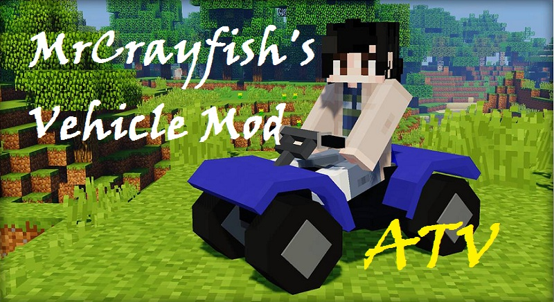 Mrcrayfishs Vehicle Mod