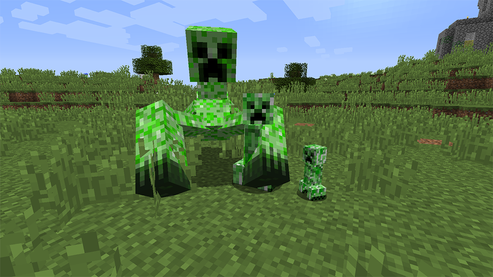 Mutant Beasts mod for minecraft screenshots 02