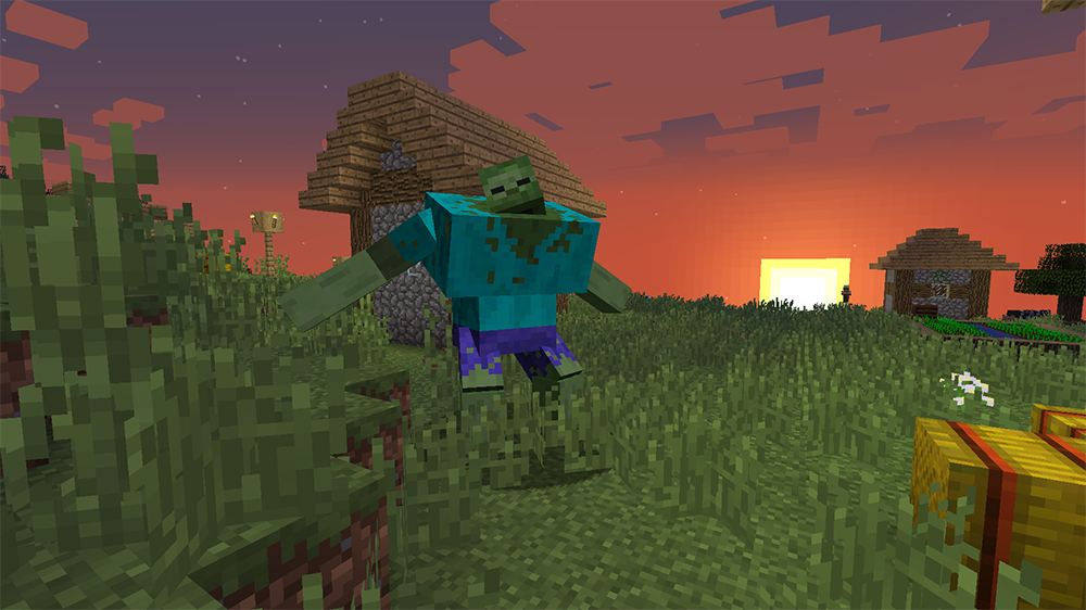 Mutant Beasts mod for minecraft screenshots 03