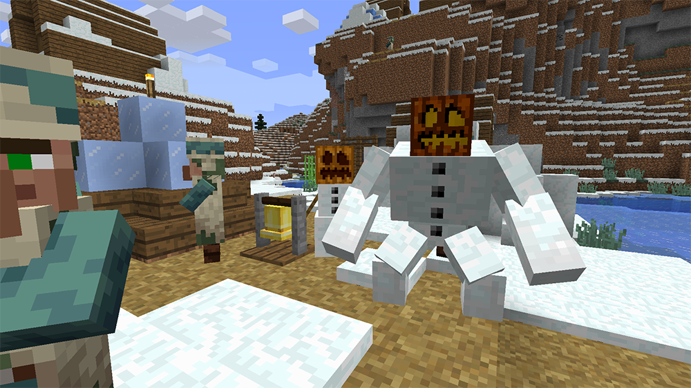 Mutant Beasts mod for minecraft screenshots 05