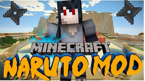 Naruto mod 1710164 minecraft mods now in minecraft naruto mod provides you with the abilities and weapons from the beloved anime naruto and brings them into the world of minecraft gumiabroncs Images