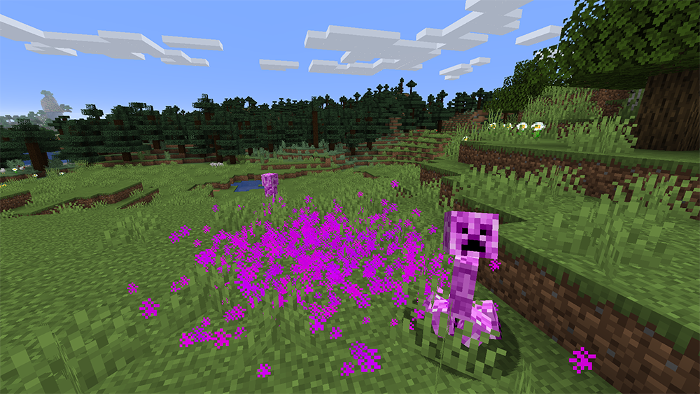 Not Enough Creepers mod for minecraft screenshots 05