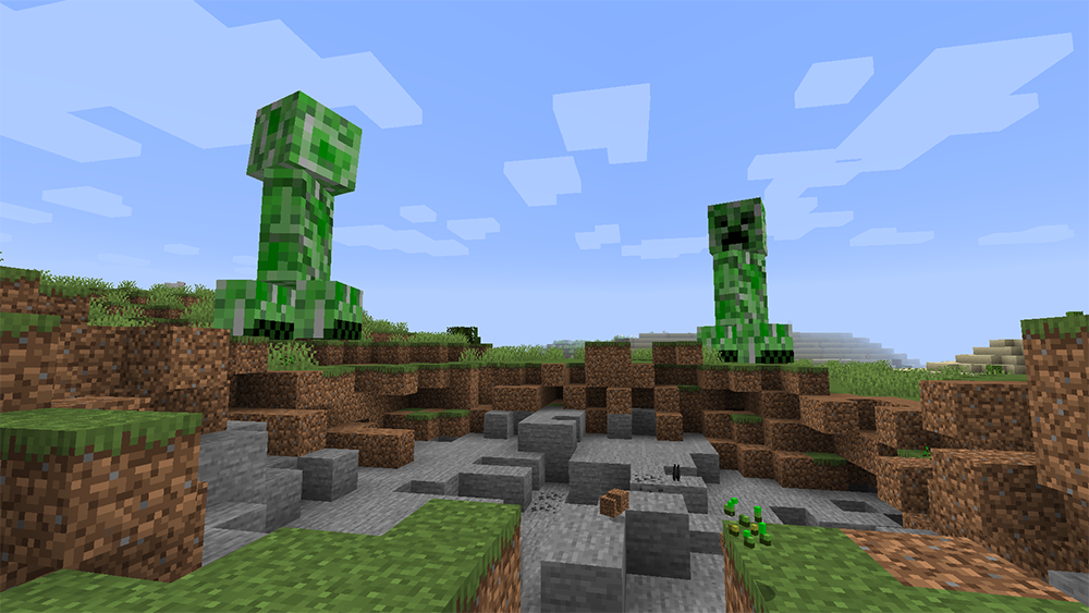 Not Enough Creepers mod for minecraft screenshots 11