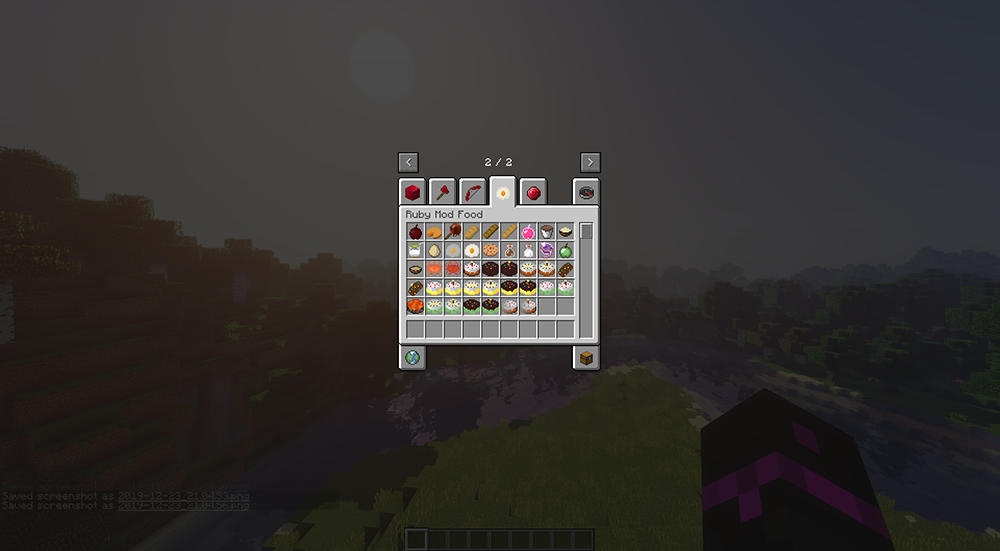 Not Just Another Ruby mod for minecraft screenshots 11