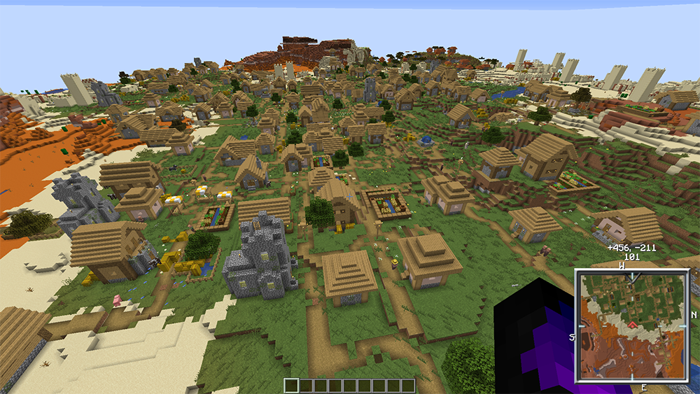Over Populated mod for minecraft