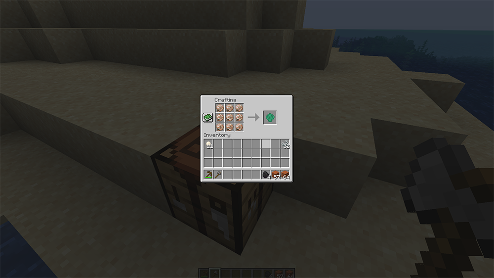 Oysters mod for minecraft recipes 06