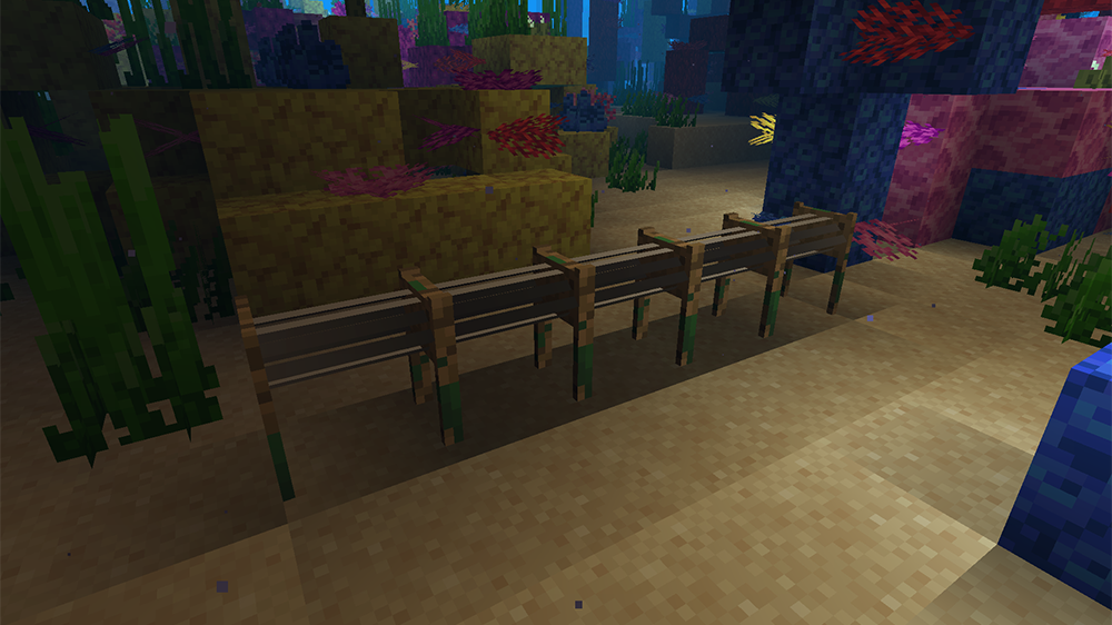 Oysters mod for minecraft screenshots 02