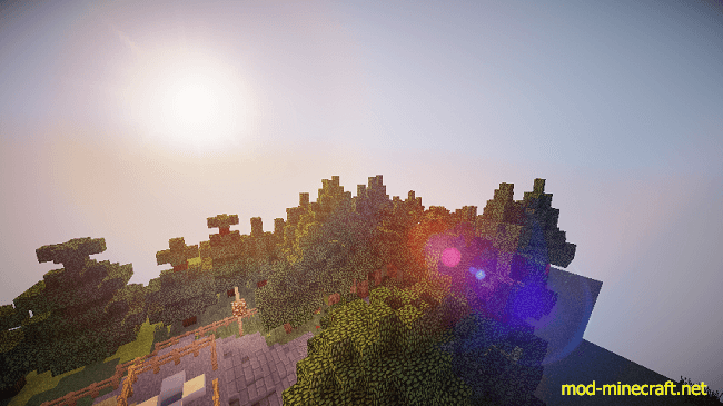 Paolo's Lagless Shaders Mod