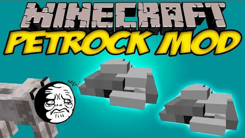 Pet Rock Mod [1.7.10] Pet Rock Mod Download