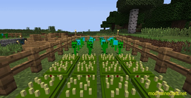 Plants-Vs-Zombies-Minecraft-Warfare-Mod-2.jpg