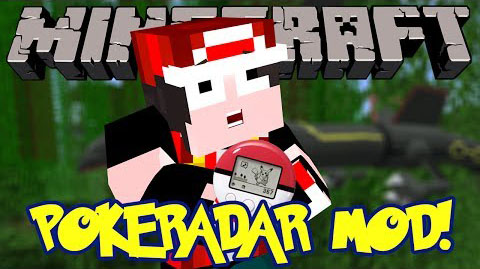 PokeRadar for Pixelmon Mod