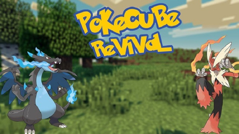 Pokecube Revival Mod [1.10.2] Pokecube Revival Mod Download