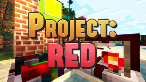 Project Red Mod [1.7.10] Project: Red Mod Download