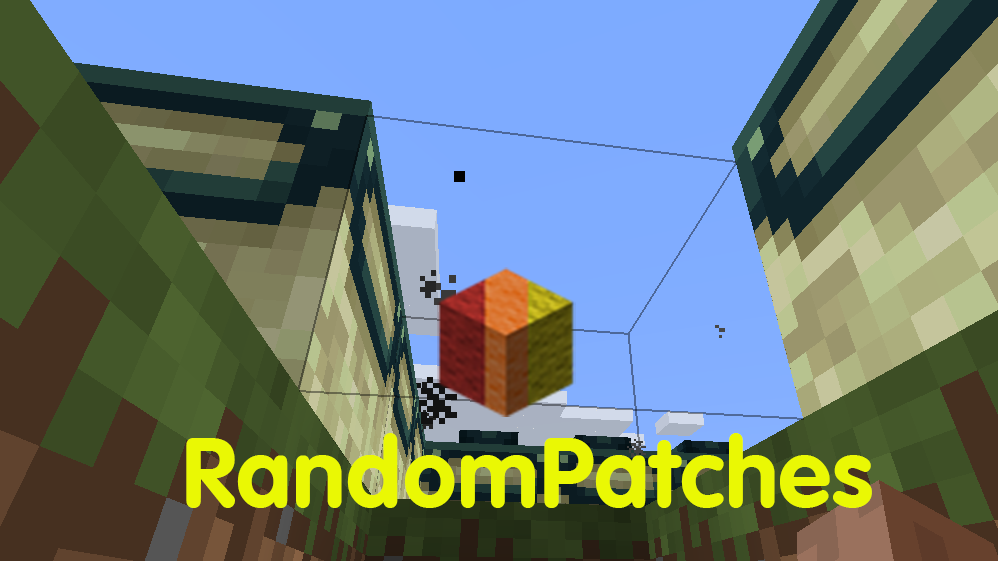 RandomPatches mod for minecraft