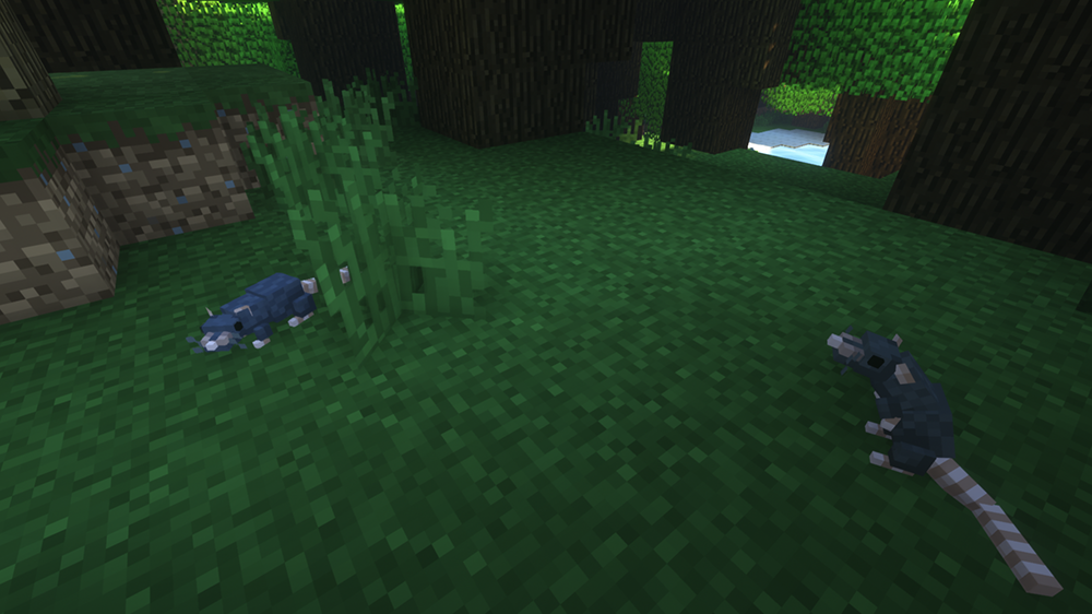 Rats mod for minecraft screenshots 01