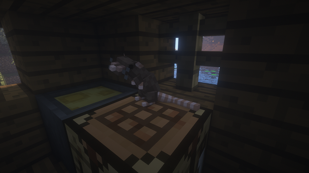Rats mod for minecraft screenshots 04