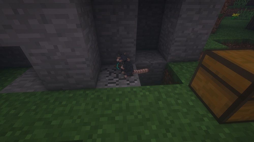 Rats mod for minecraft screenshots 16