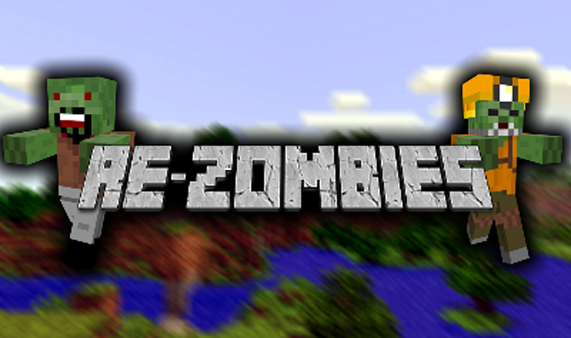 Re-Zombies Mod