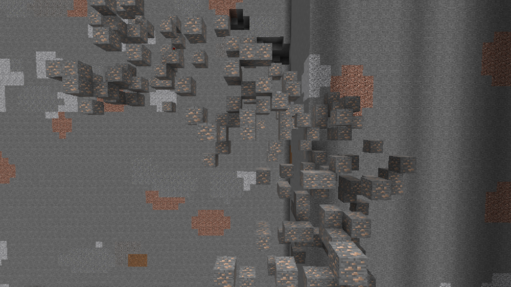 Realistic Ore Veins mod for minecraft screenshots 04