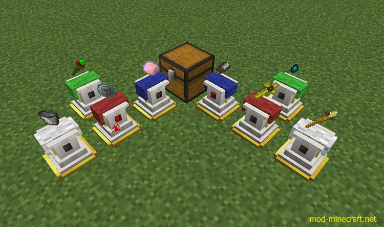 Reliquary Mod 4 [1.11] Reliquary Mod Download