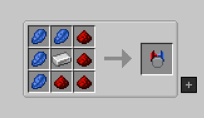 Ring of Attraction mod for minecraft recipes 01