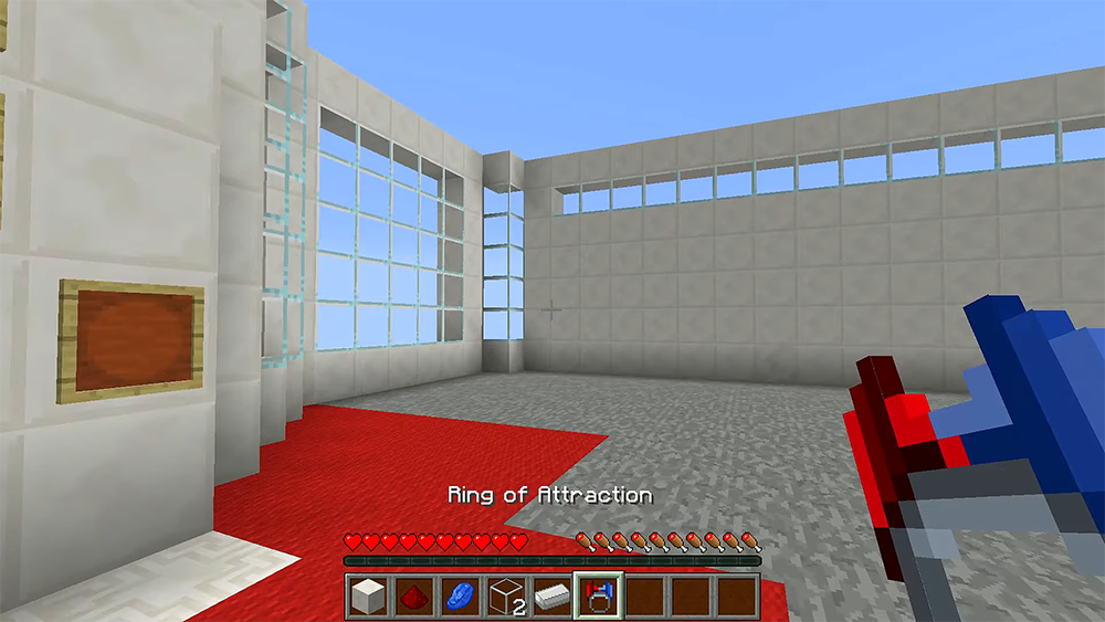 Ring of Attraction mod for minecraft screenshots 02