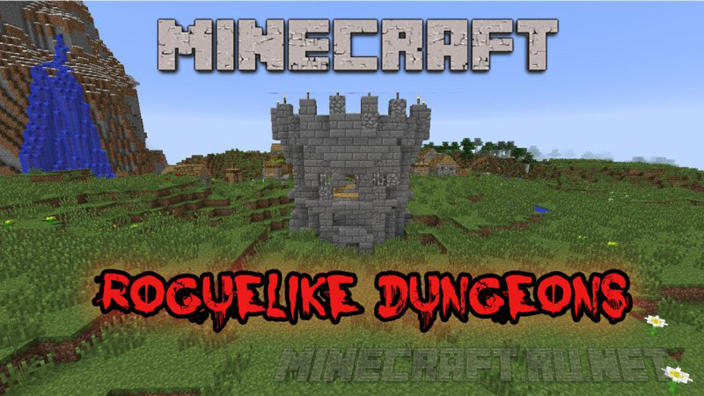 Roguelike Dungeons - Fnar Edition mod for minecraft