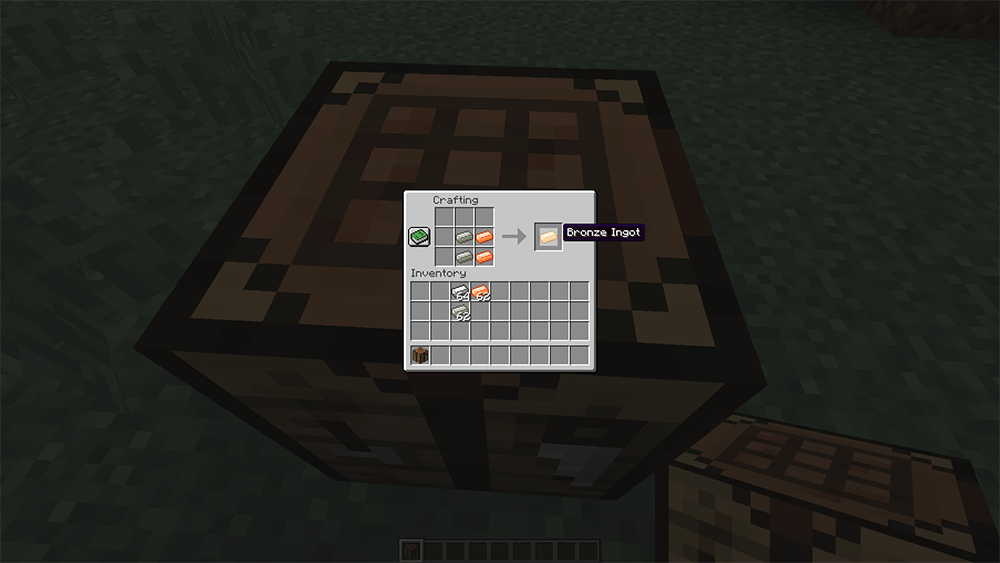 Sauuuuucey's Ores mod for minecraft recipes 06