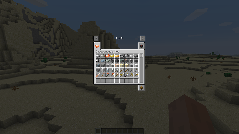 Sauuuuucey's Ores mod for minecraft screenshots 08