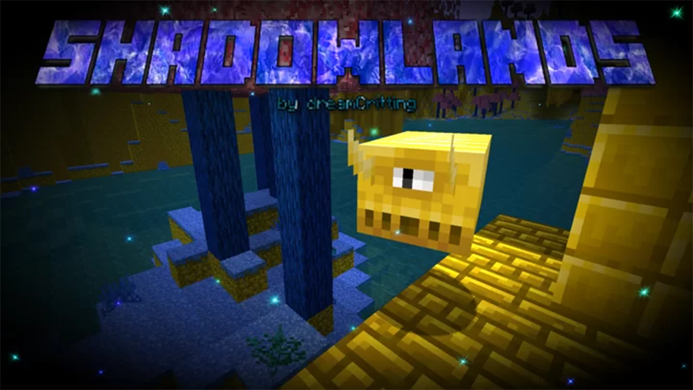 Shadowlands mod for minecraft