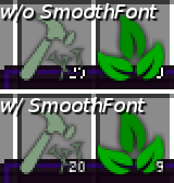 Smooth Font Mod Mod Screenshots 2