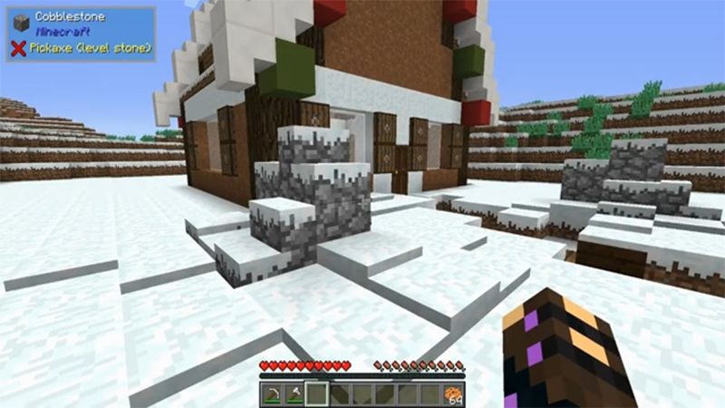Snow Variants mod for minecraft screenshots 04