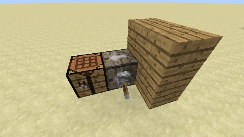Structured Crafting mod for minecraft screenshots 02