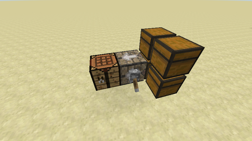 Structured Crafting mod for minecraft screenshots 03