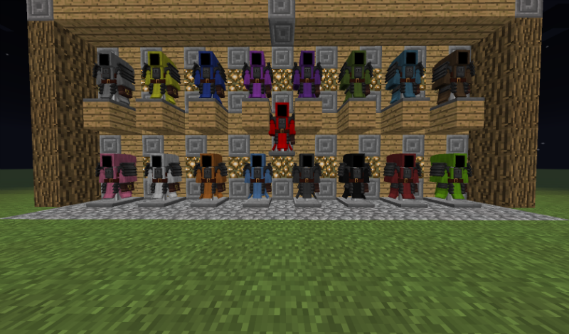 Thaumic Dyes 3 [1.7.10] Thaumic Dyes Mod Download
