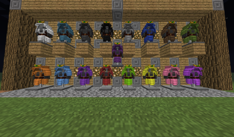 Thaumic Dyes 4 [1.7.10] Thaumic Dyes Mod Download